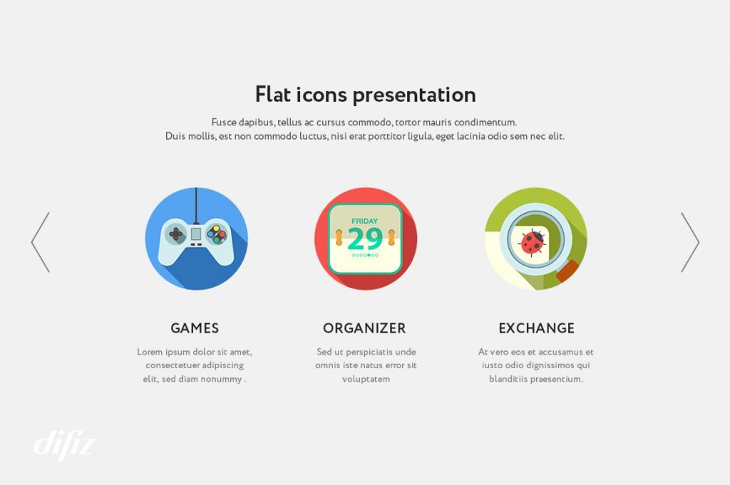 flat icon set - sk_5-o