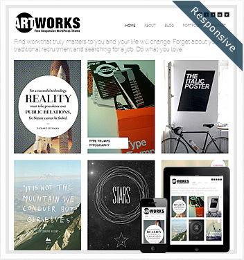 Creative Wordpress Themes | Awesome Wordpress ThemesGreedeals