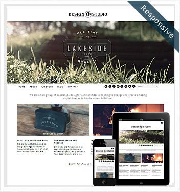 creative wordpress themes - design-studio-theme4
