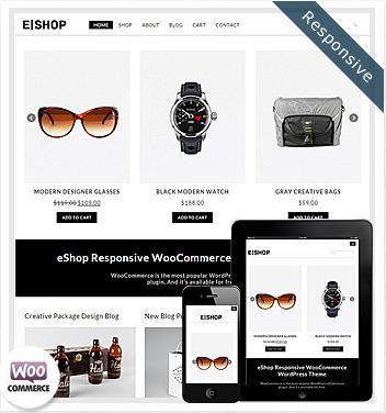creative wordpress themes - eshop-woocommerce-responsive
