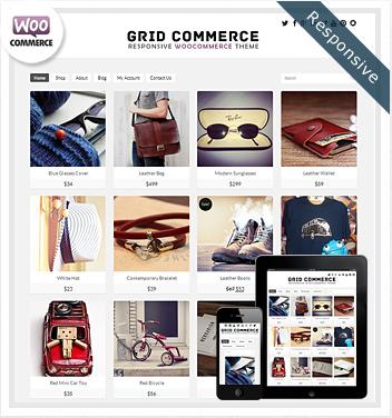 creative wordpress themes - grid-commerce-woocommerce-theme