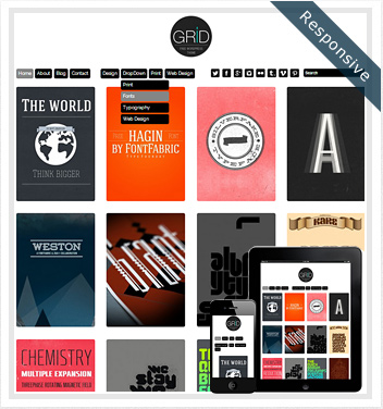 creative wordpress themes - grid-theme-responsive11