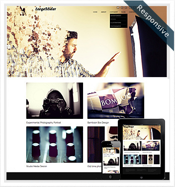 creative wordpress themes - large-slider-responsive-theme1