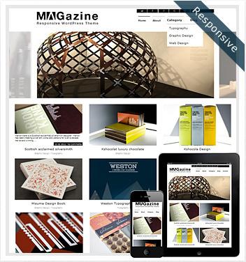 creative wordpress themes - magazine-responsive-theme
