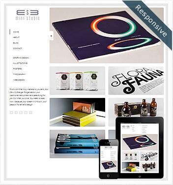 creative wordpress themes - mini-studio-theme-wordpress