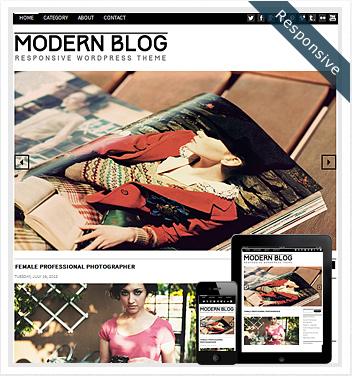 creative wordpress themes - modern-blog-theme-wordpress