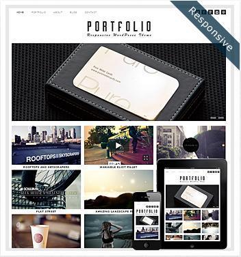 creative wordpress themes - portfolio-theme-wordpress