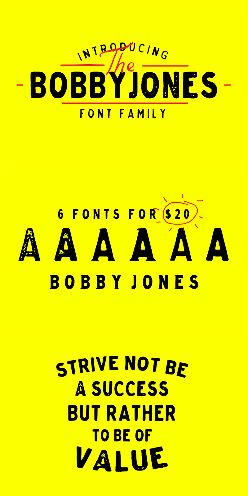 handwritten calligraphy font - bobby-jones-01