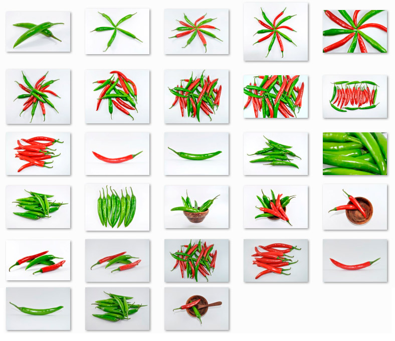 high quality stock photos - chillies-imagine