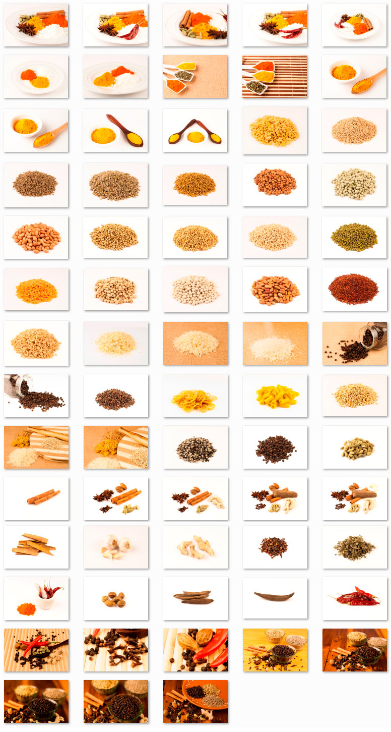 high quality stock photos - spice-imagine