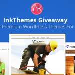 InkThemes Giveaway Banner