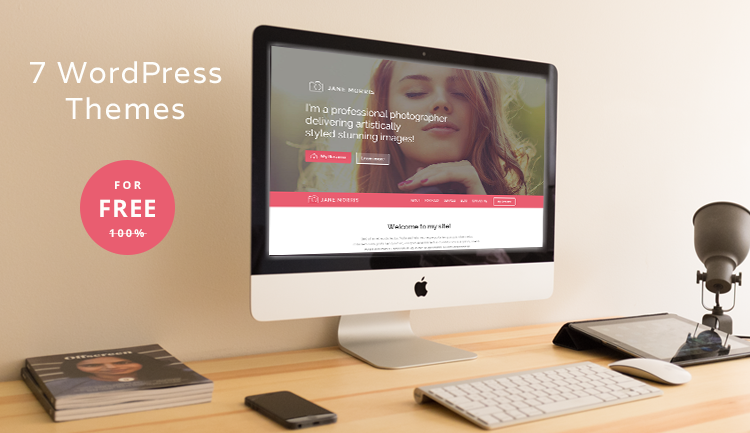 Free Business WordPress Themes | WordPress Portfolio ThemesGreedeals
