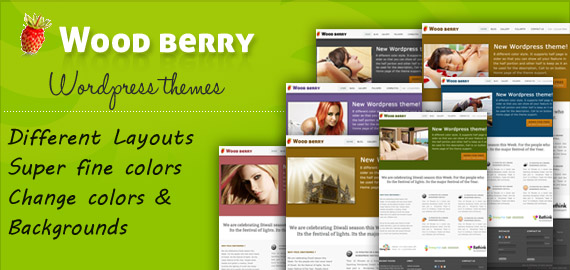 unique wordpress themes - 7