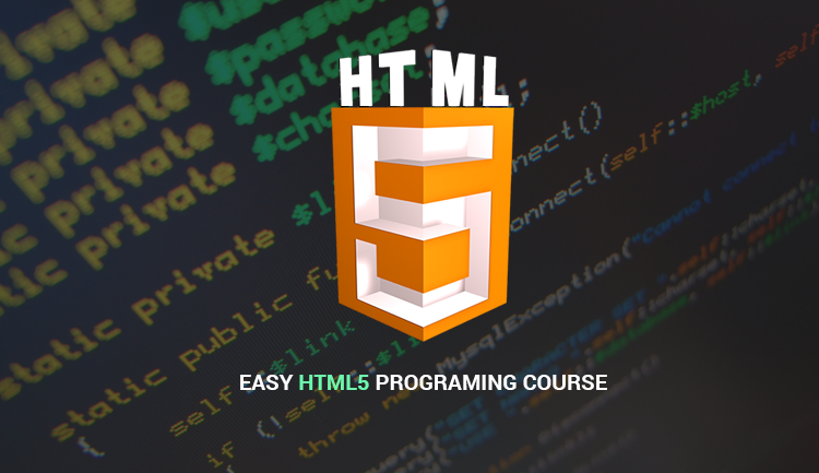 html5 online training - banner