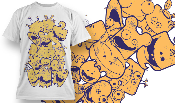 free stock photos - designious-vector-tshirt-824