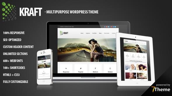 responsive wordpress themes - 4