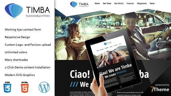 responsive wordpress themes - 2