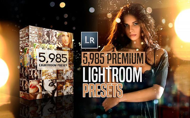 Lightroom Presets Bundle - 1