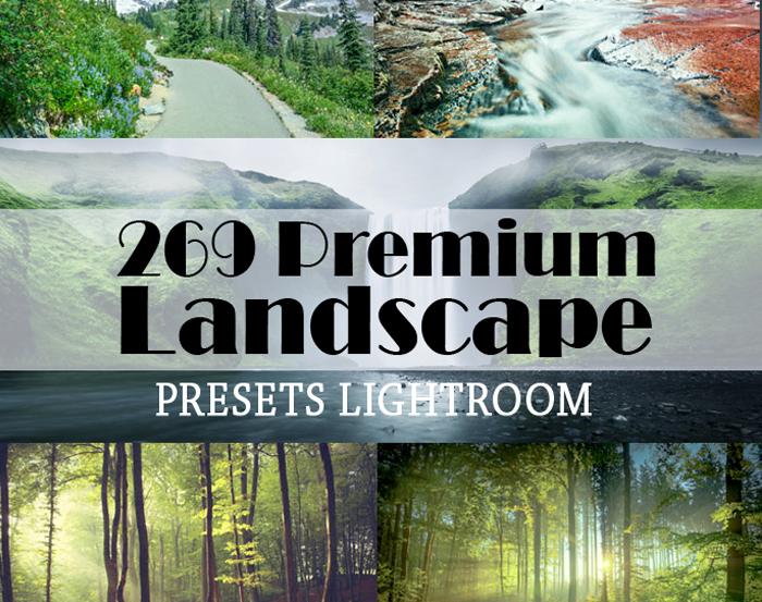 Lightroom Presets Bundle - 3