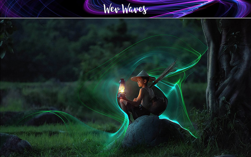 Magnificent Overlays - Wev Waves