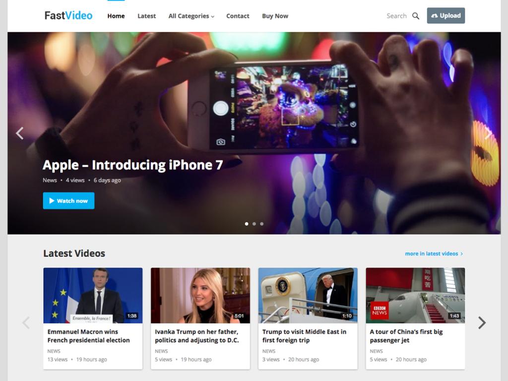 FastVideo-Happy Themes-Best Responsive WordPress Themes