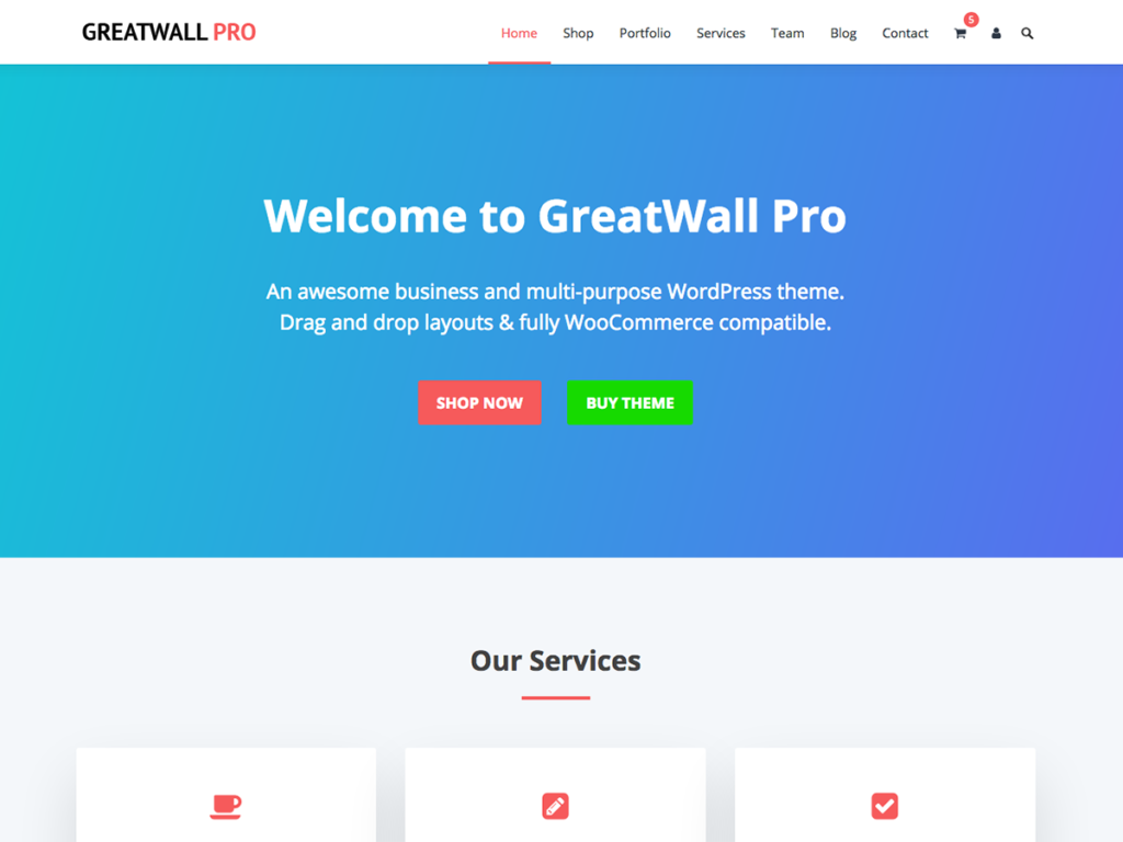 Greatwall-Happy Themes-Best Responsive WordPress Themes