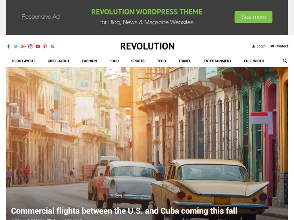 Revolution-Happy Themes-Best Responsive WordPress Themes
