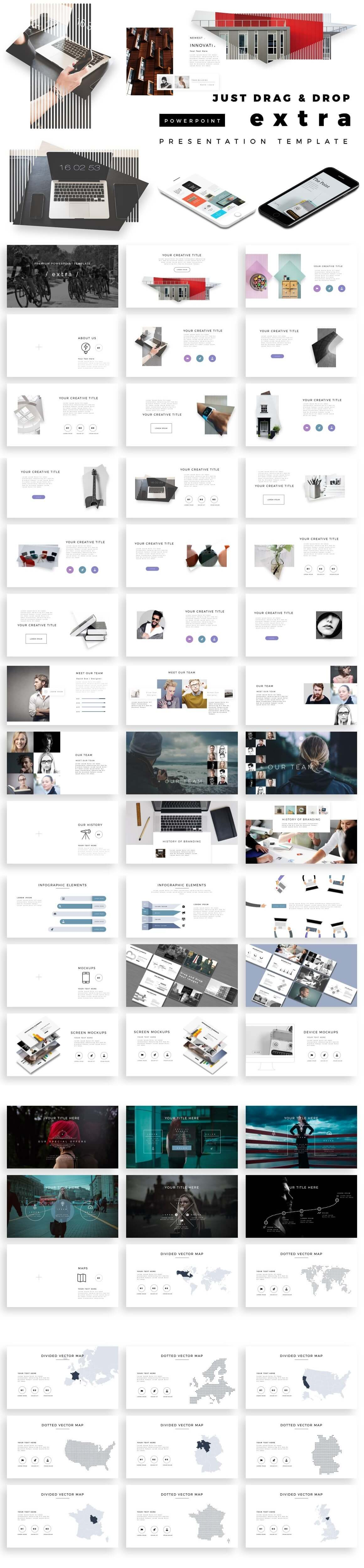 Extra PowerPoint Template