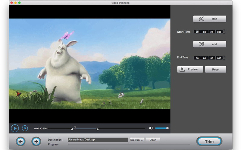 Video editor software for mac free
